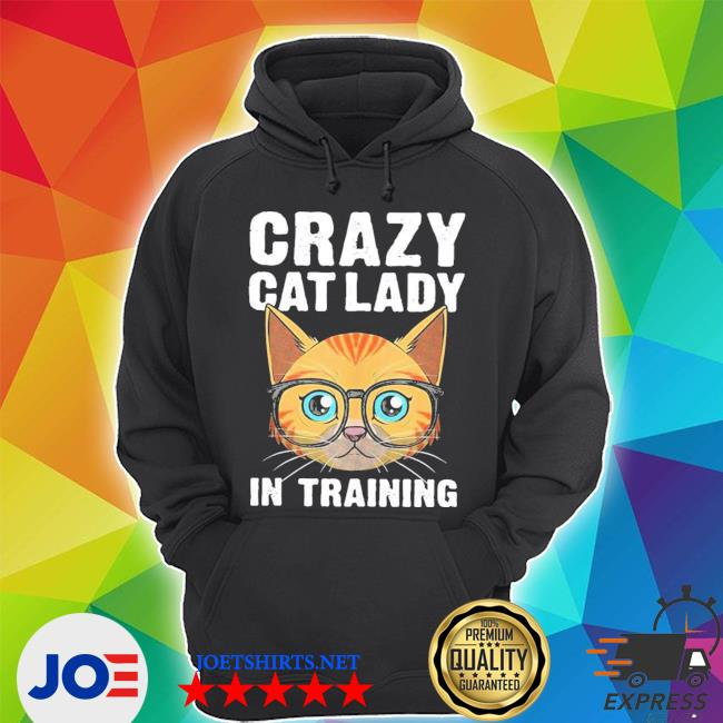 Funny crazy cat lady girls cool cat new 2021 shirt