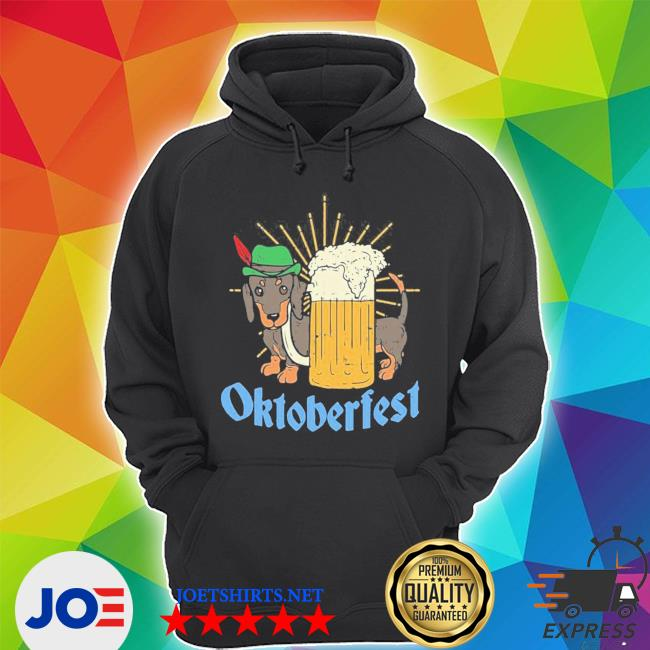 Funny Oktoberfest German Dachshund Dog Drinking Beer new 2021 Shirt