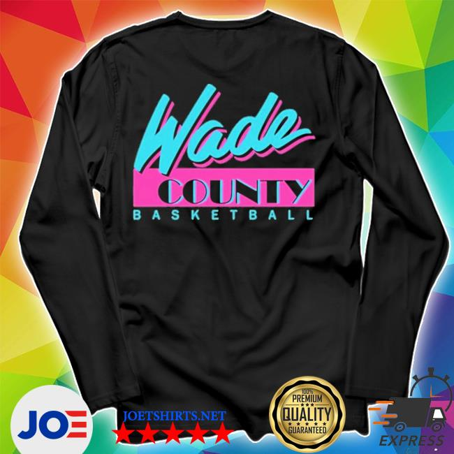 MiamI heat d wade county new 2021 s Unisex Long Sleeve Tee
