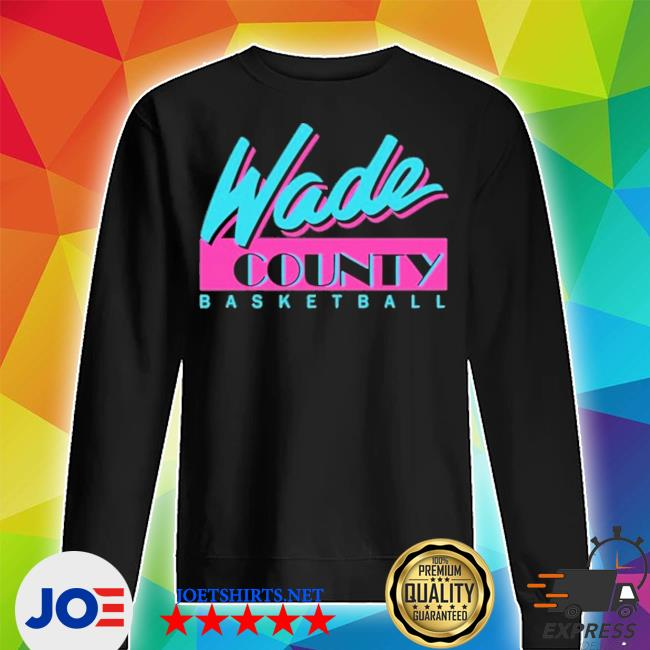 MiamI heat d wade county new 2021 s Unisex Sweater