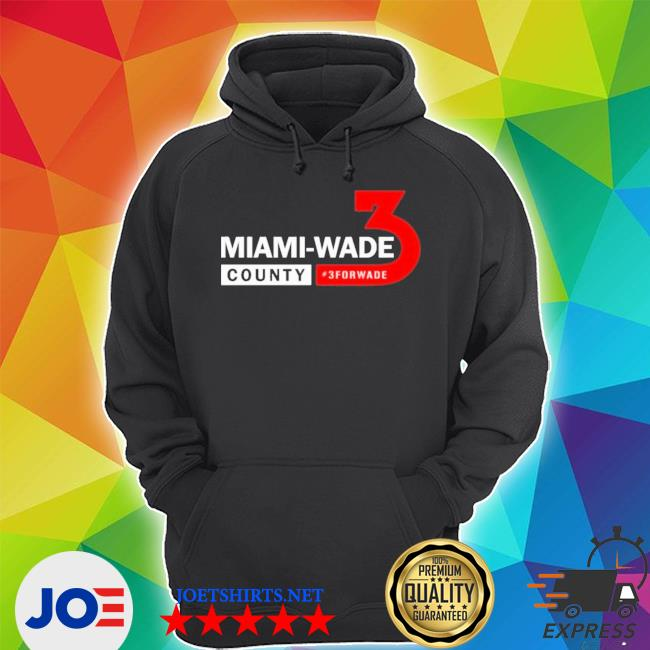MiamI wade county new 2021 shirt