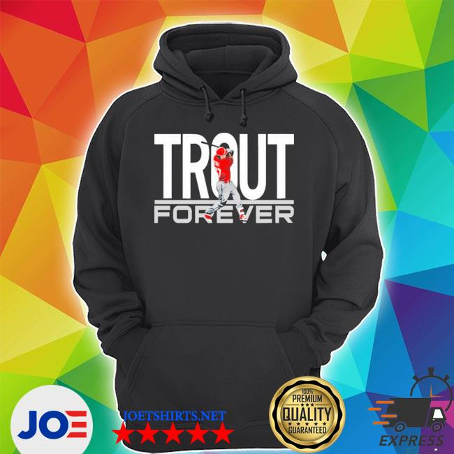 Mike trout forever new 2021 shirt