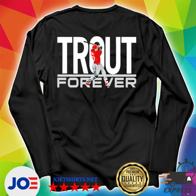 Mike trout forever new 2021 s Unisex Long Sleeve Tee