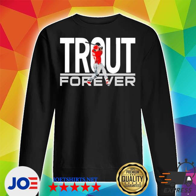 Mike trout forever new 2021 s Unisex Sweater
