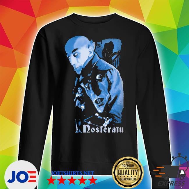 Nosferatu horror movie s Unisex Sweater