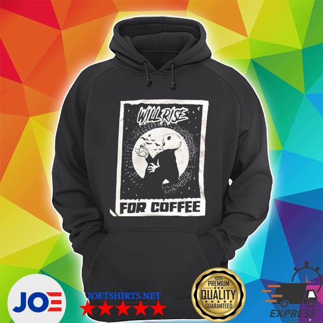 official Nosferatu Coffee Lover Shirt