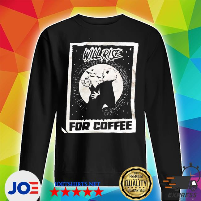 official Nosferatu Coffee Lover Shirt Unisex Sweater