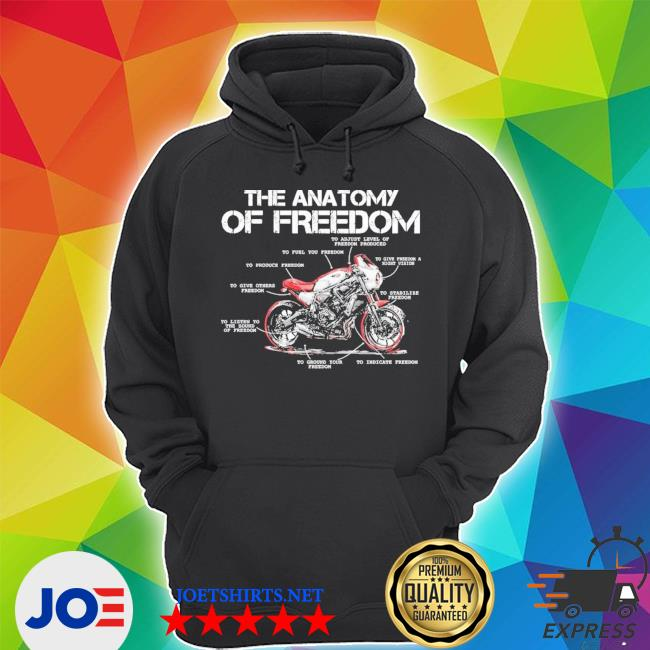 The anatomy of freedom new 2021 shirt
