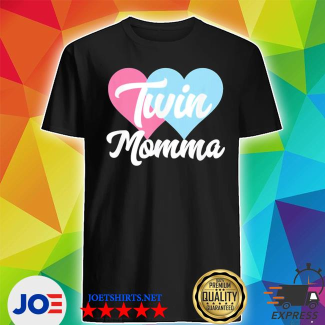 Twin Momma – Mothers Day Fraternal Twins Mom new 2021 s Shirt