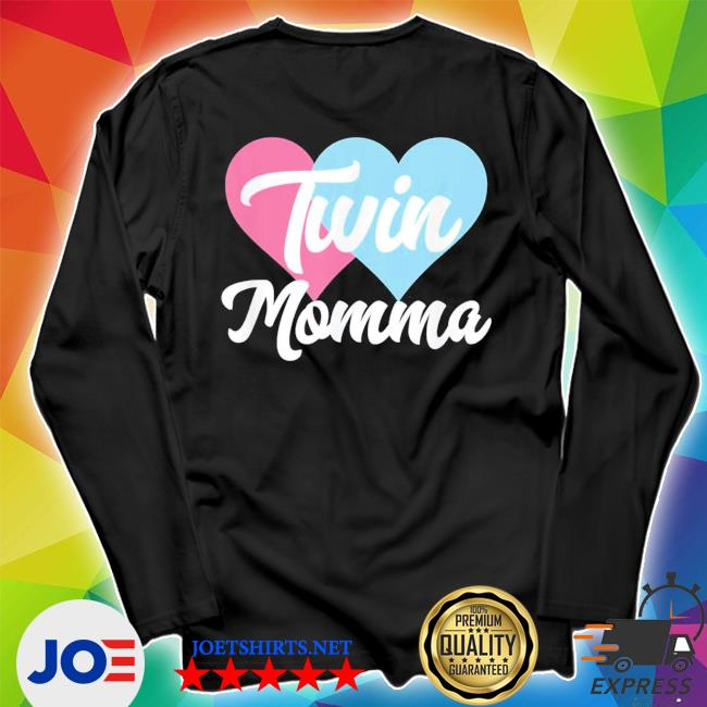 Twin Momma – Mothers Day Fraternal Twins Mom new 2021 s Unisex Long Sleeve Tee