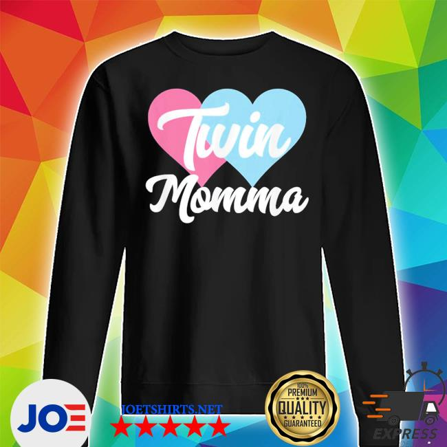 Twin Momma – Mothers Day Fraternal Twins Mom new 2021 s Unisex Sweater