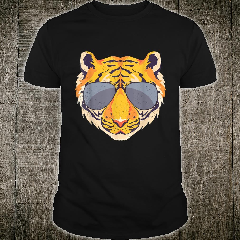 Animal Zoo Keeper Idea Tiger Shirt