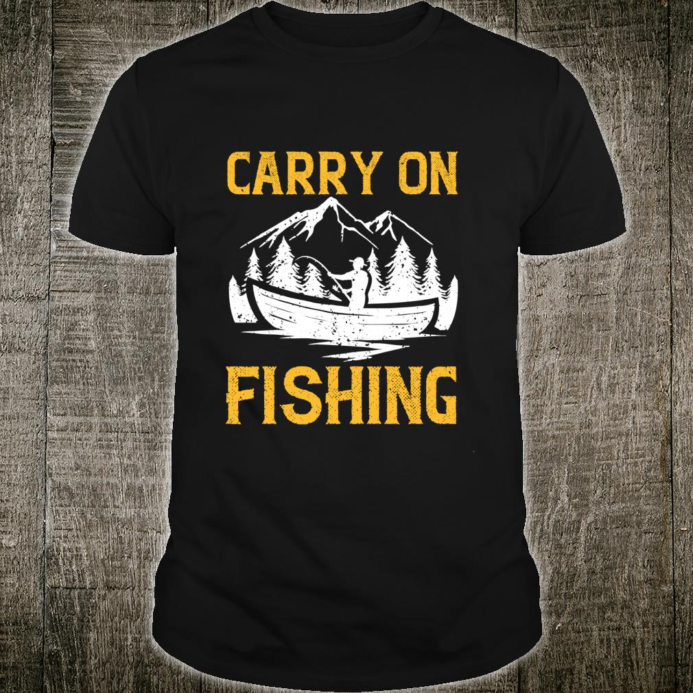 Carry On Fishing Shirt
