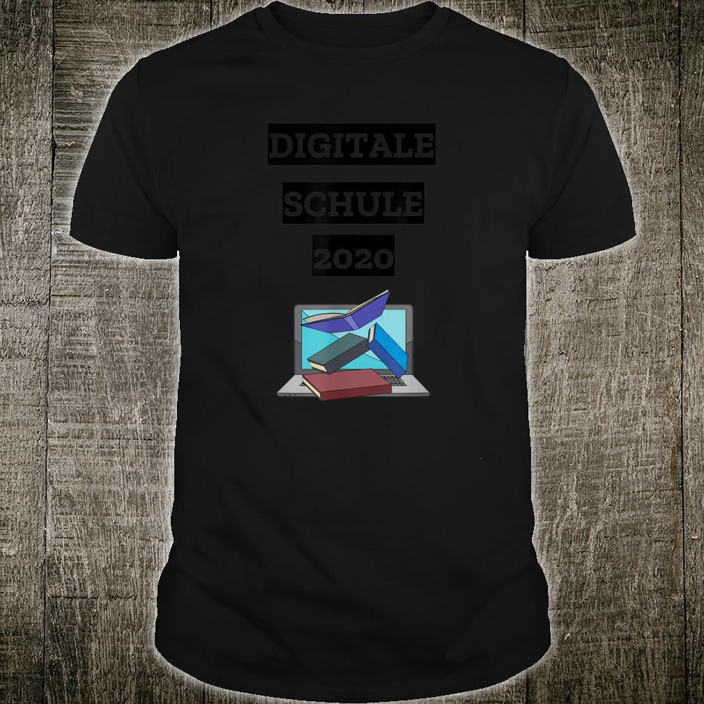 Digitale Schule 2020 Shirt
