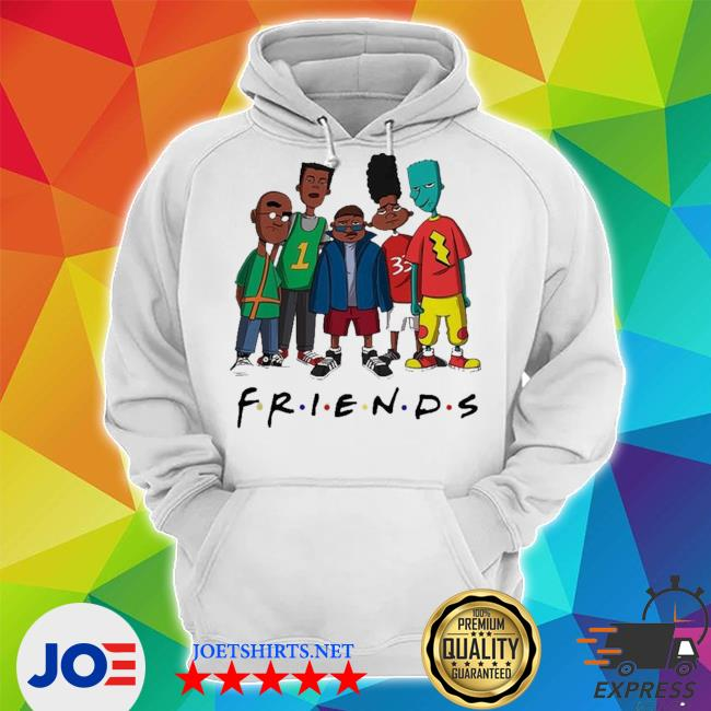 Friends we are black history month s Unisex Hoodie