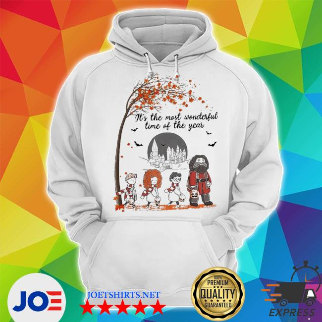 It's the most wonderful time of the year harry potter chibi s Unisex Hoodie