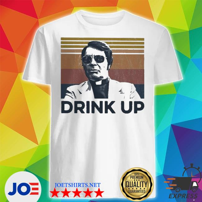 Jim jones drink up vintage retro shirt