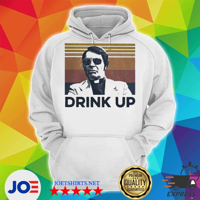 Jim jones drink up vintage retro s Unisex Hoodie
