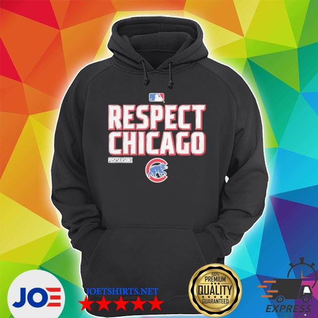 Respect Chicago Shirt Unisex Hoodie