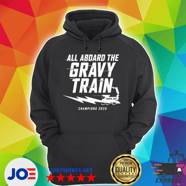 All aboard the gravy train tampa bay lightning s Unisex Hoodie