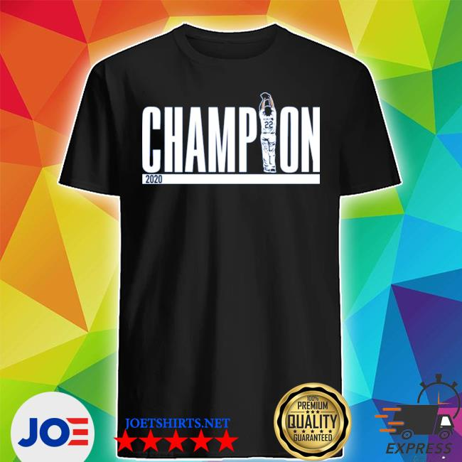 Official kershaw champion 2020 shirt