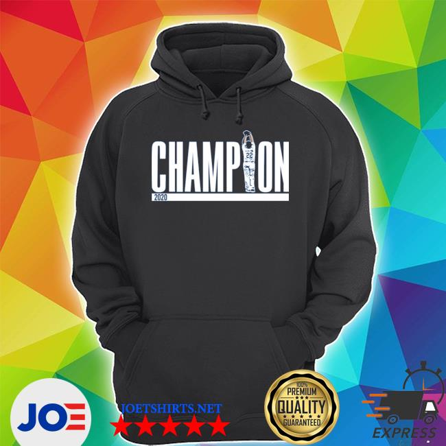 Official kershaw champion 2020 s Unisex Hoodie