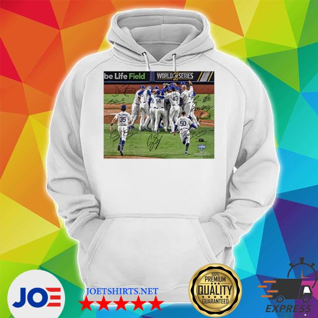 Official team los angeles dodgers mlb world series champions 2020 s Unisex Hoodie