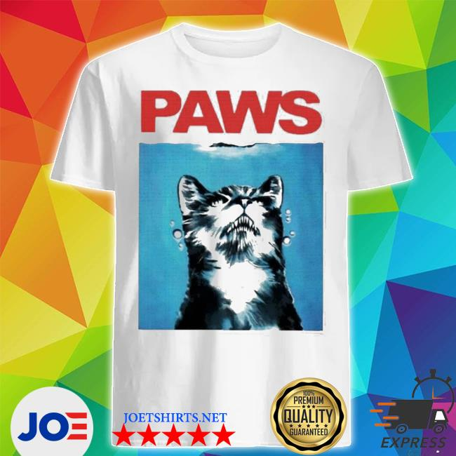 Tony gonsolin cat paws shirt