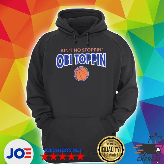 Official ain't no stoppin' s Unisex Hoodie