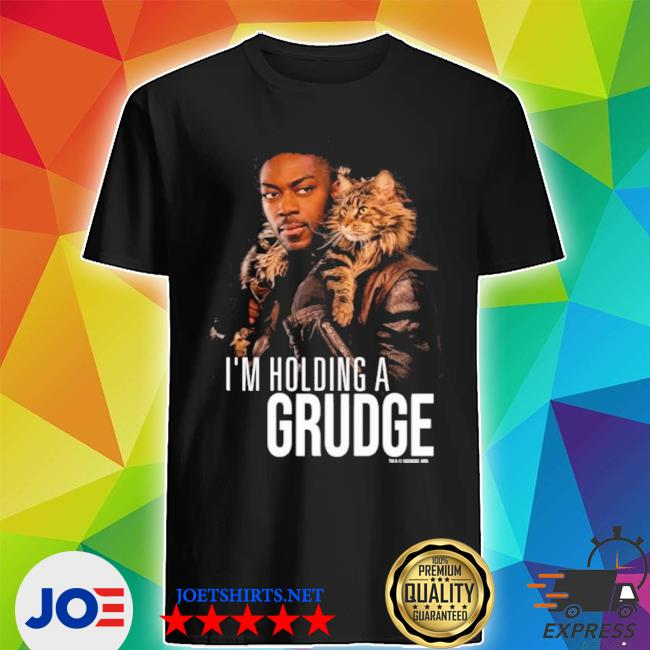Official david ajala star trek discovery holding a grudge shirt