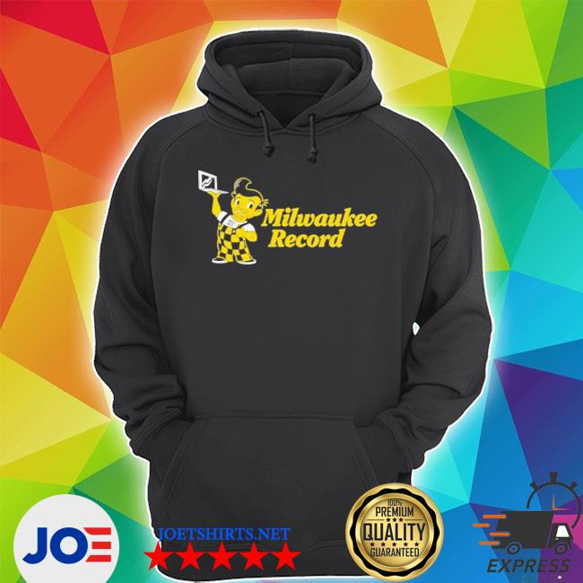 Official milwaukee record blog boy s Unisex Hoodie