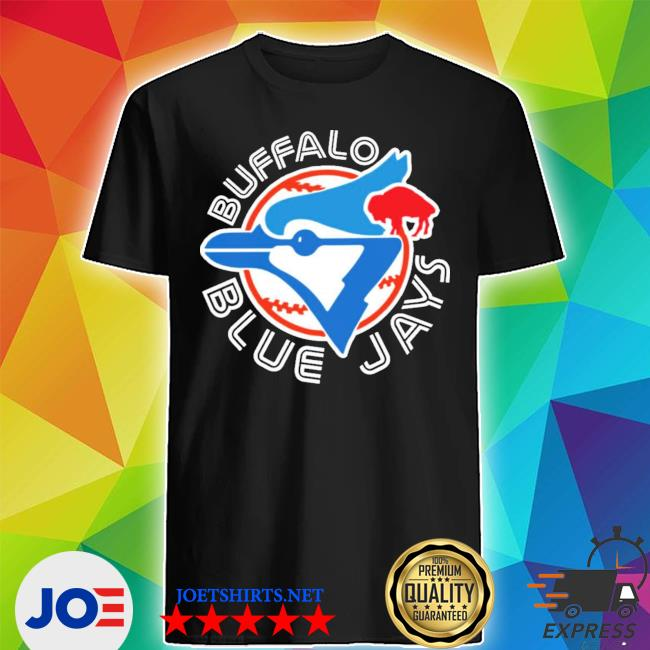 Official buffalo blue jays baseball shirt