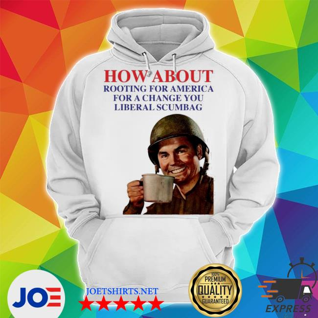 Official how about rooting for america s Unisex Hoodie