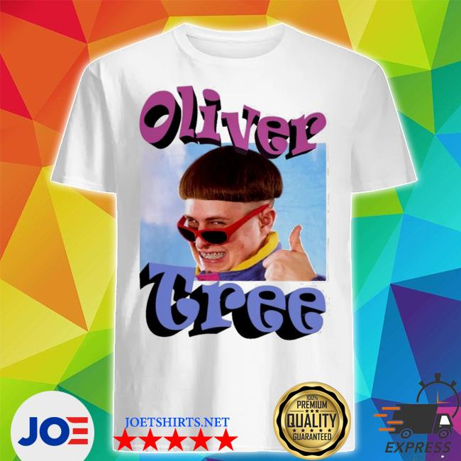 Official oliver tree shirt