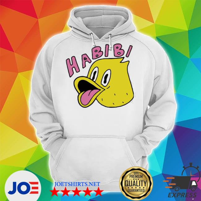 Official quackity merch habibi duck s Unisex Hoodie
