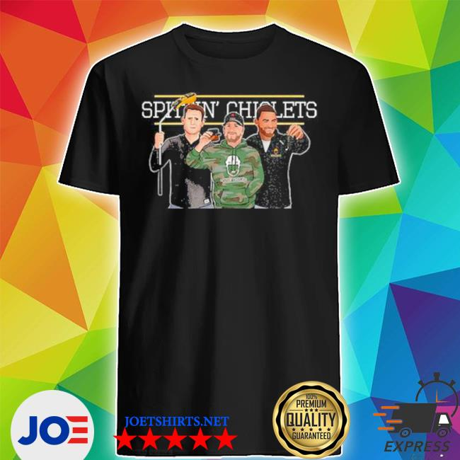 Official spittin' chiclets 2020 shirt