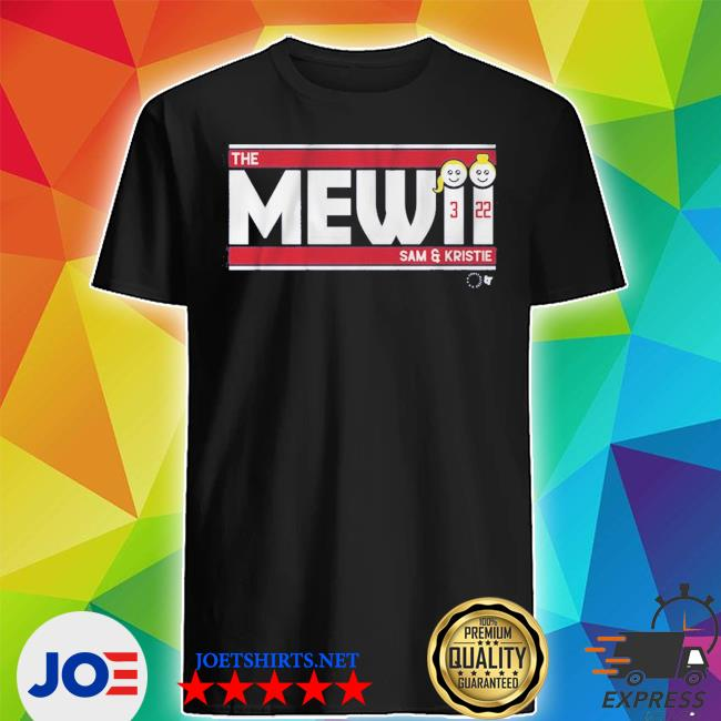 Official the mewii shirt