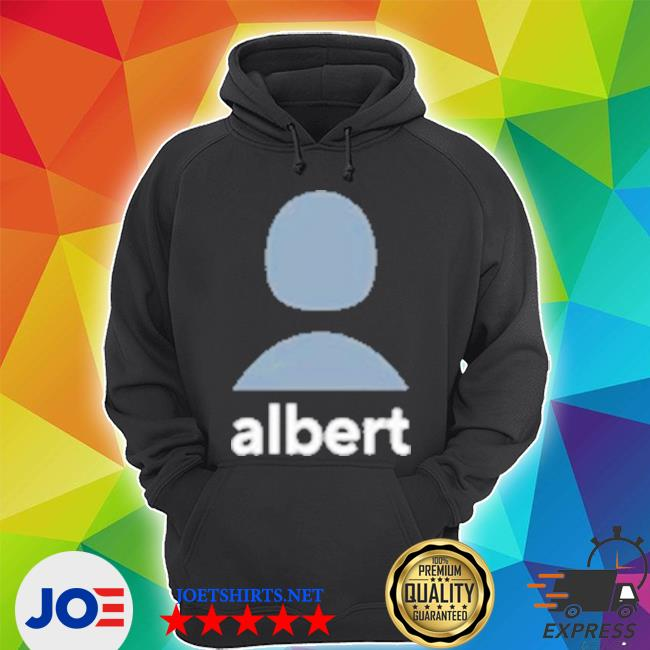 Albert merch albert s Unisex Hoodie