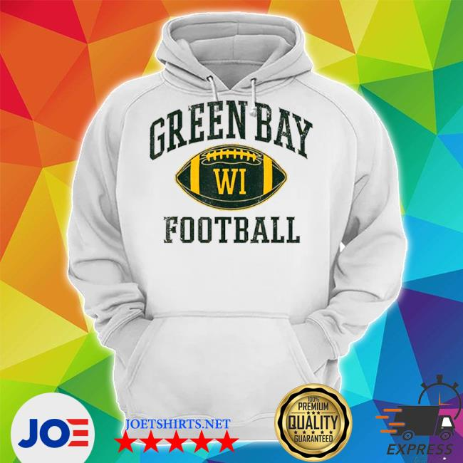 Green bay Football Wisconsin s Unisex Hoodie