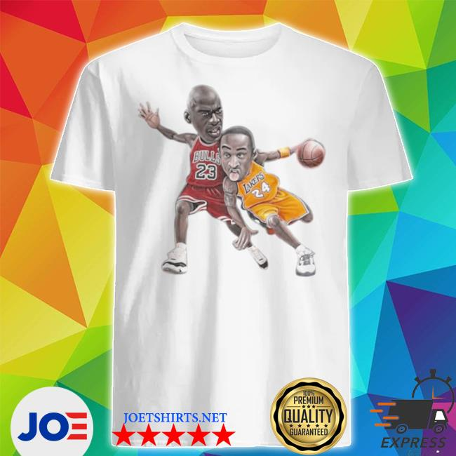 Lebra james and Kobe Bryant shirt