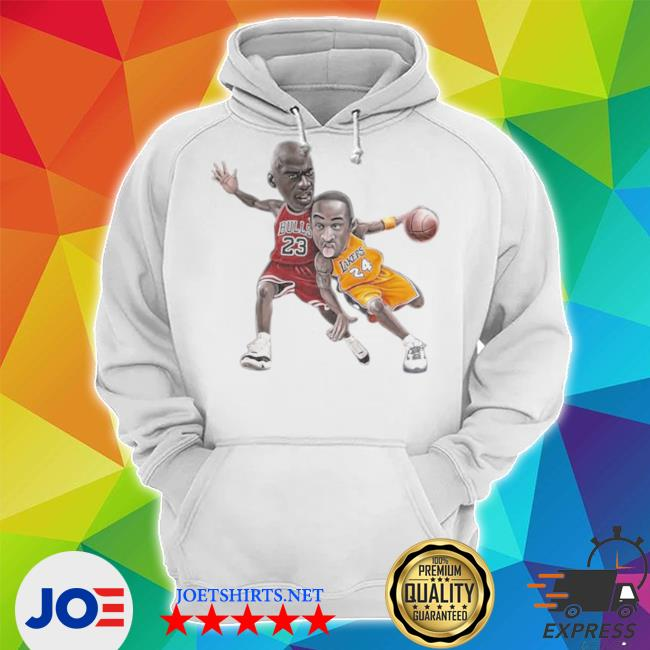 Lebra james and Kobe Bryant s Unisex Hoodie