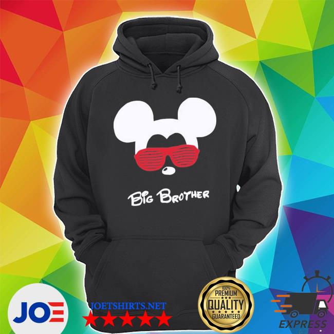 Mickey mouse big brother s Unisex Hoodie