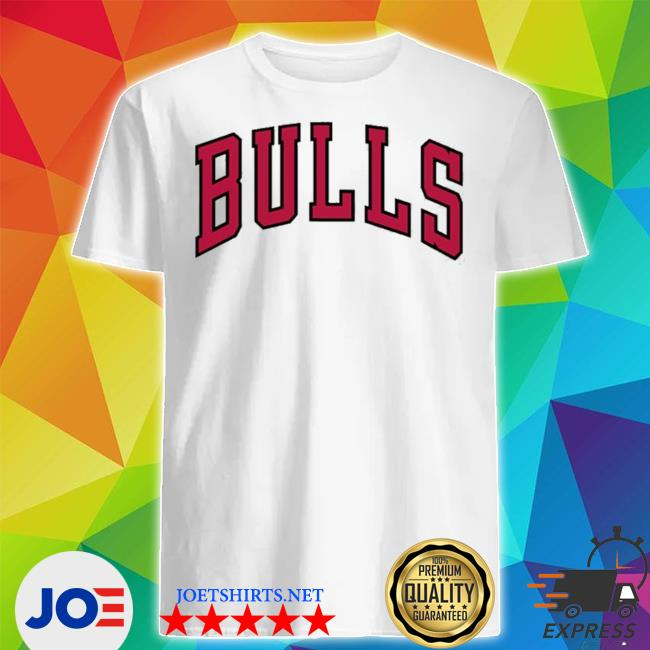Mitchell and ness chicago bulls shooting shirt