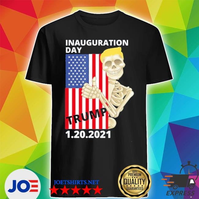 Official countdown to inauguration day january 20 2021 trump pence shirt