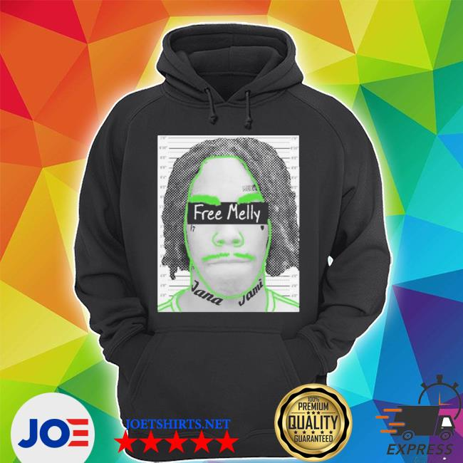 Official free melly s Unisex Hoodie