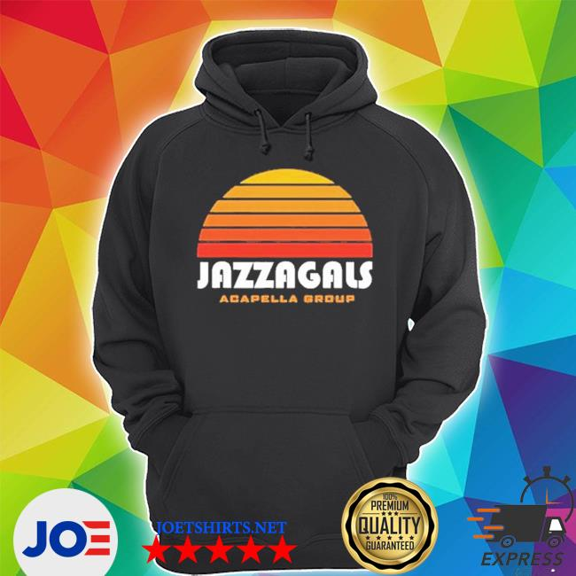 Official jazzagals acapella group s Unisex Hoodie