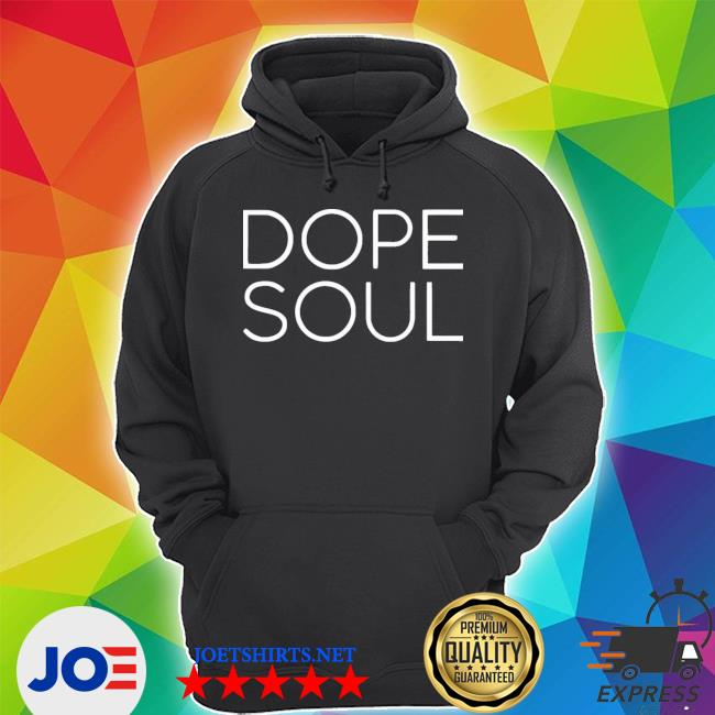 Official mad hustle dope soul s Unisex Hoodie