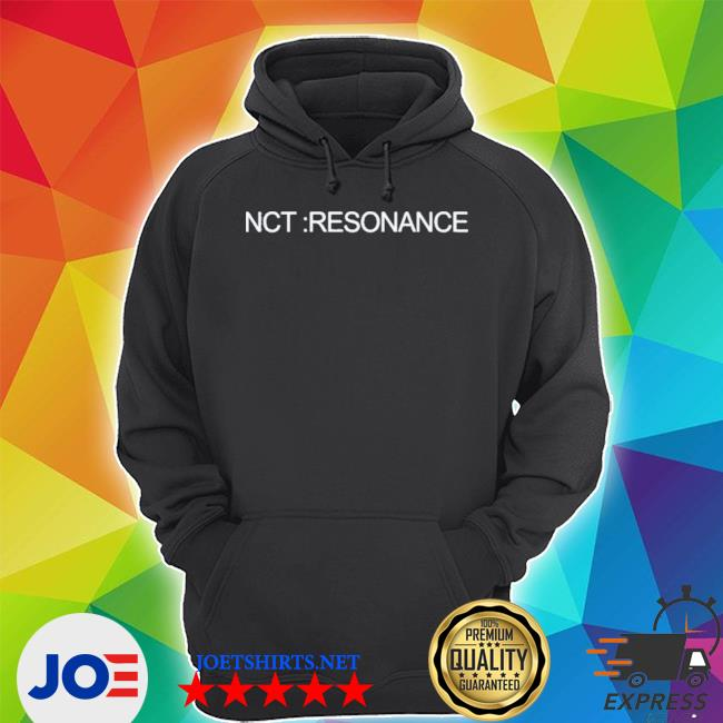 Official nct resonance s Unisex Hoodie