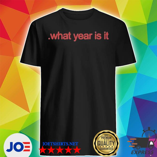 Official secret base what year is it shirt