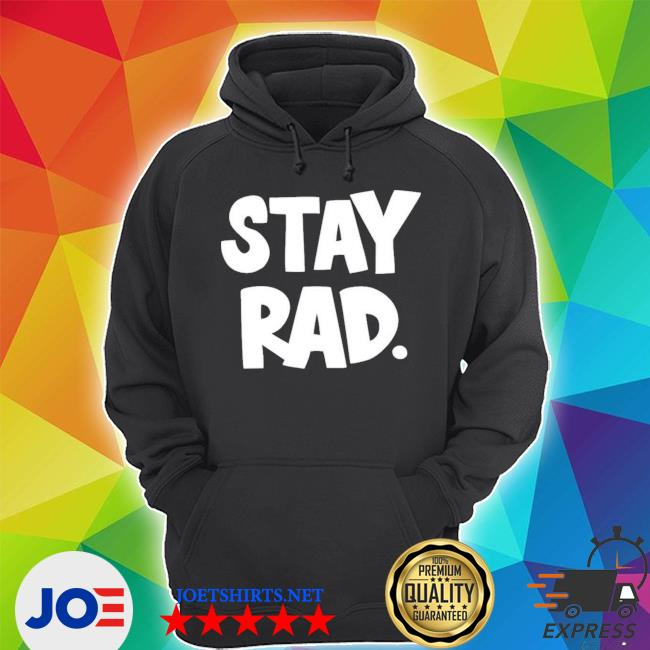 Official stay rad s Unisex Hoodie